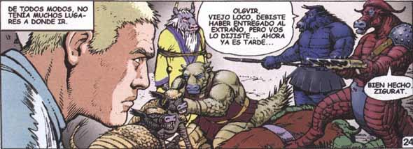 L'eternauta: Il mondo pentito, di Pablo Matzegui e Francisco Solano Lopez