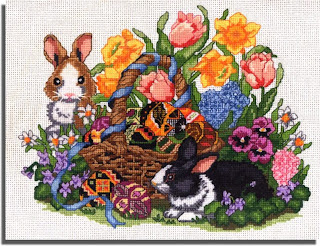 Easter Cross Stitch