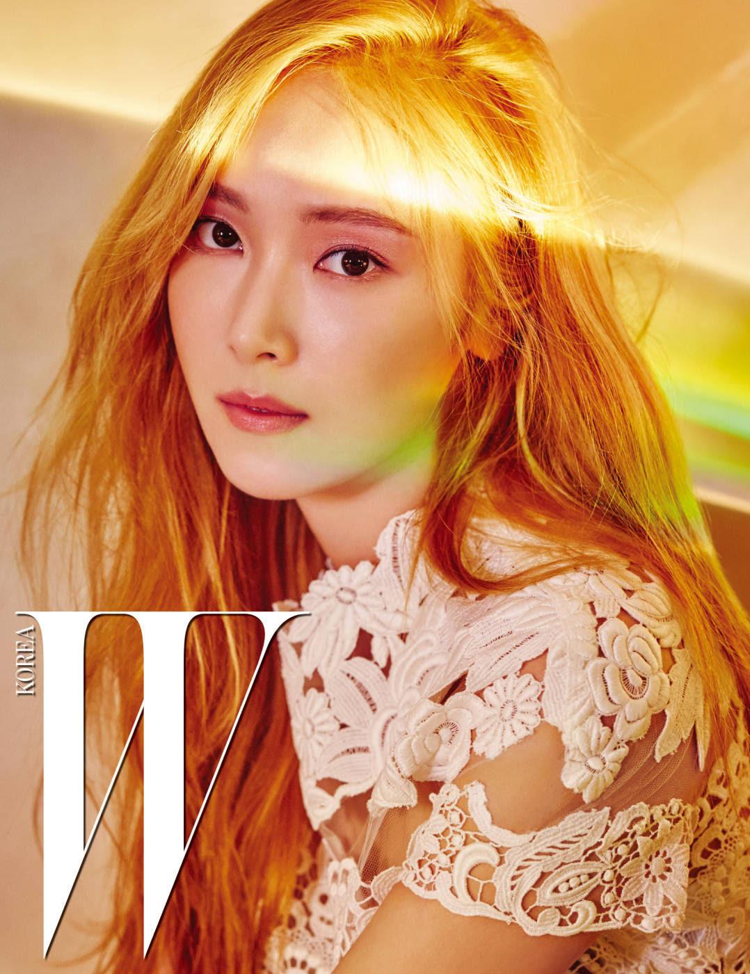 Jessica - W Magazine January Issue '17