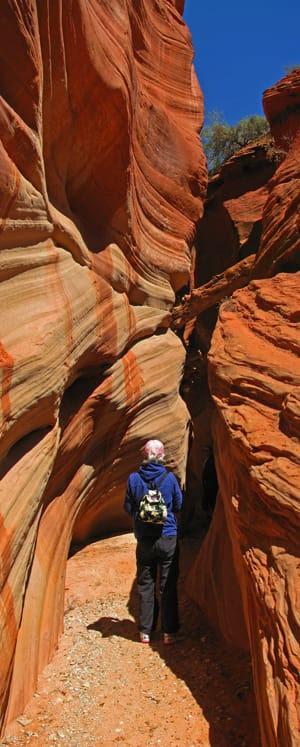 Utah (UT) Kanab ; Sehenswürdigkeiten und Aktivitäten in Kanab ; Lick Wash Slot Canyon; Suchen.Lick Wash Slot Canyon.21 Bewertungen.Nr.21 von 34 Aktivitäten in Kanab.Natur - & Tierschutzgebiete, Geologische Formationen.Leider sind an den von Ihnen gewählten Daten keine Touren oder Aktivitäten verfügbar.Bitte geben Sie ein anderes Datum ein.Lick Wash Slot Canyon.21 Bewertungen.Nr 4,5/5(21).