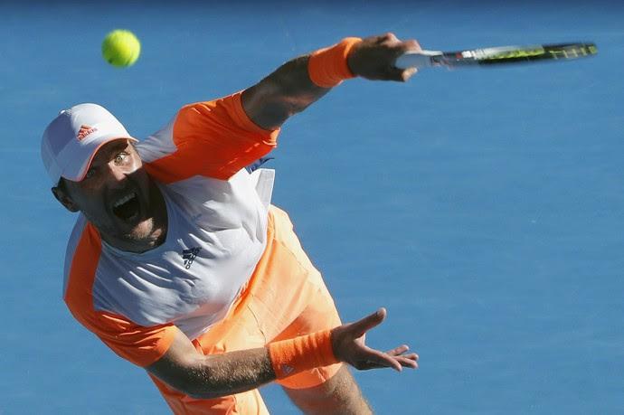 Mischa Zverev Aberto da Austrália (Foto: Reuters)