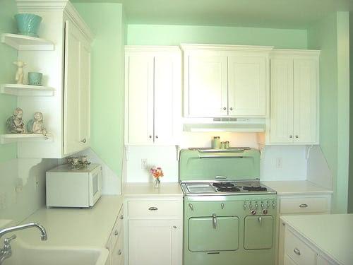 20 Retro Kitchens That I Need In My House Mommyish