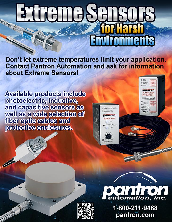 Pantron Extreme Sensors