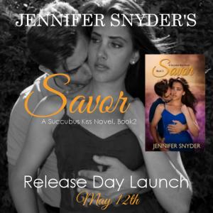 Savor release launce