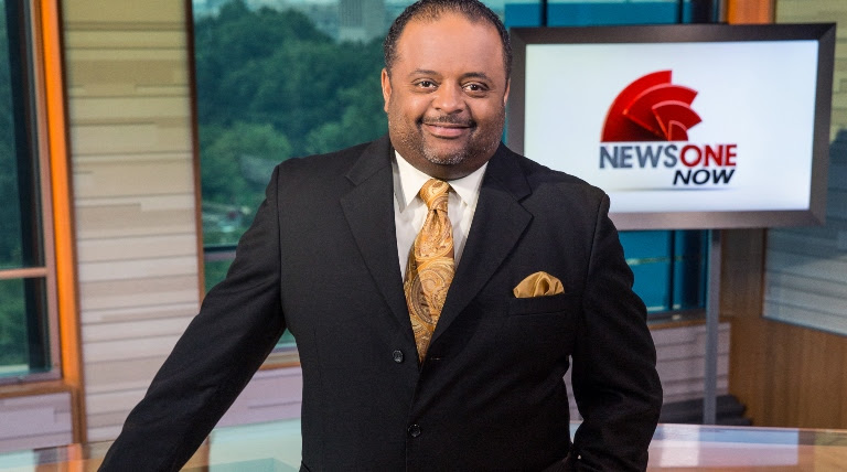 Image result for Roland Martin TV One