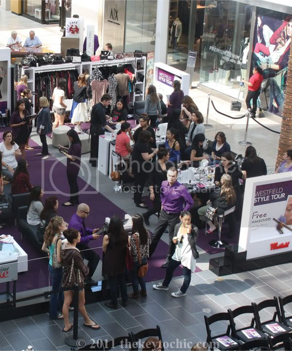 Westfield Style Tour, Style for Hire