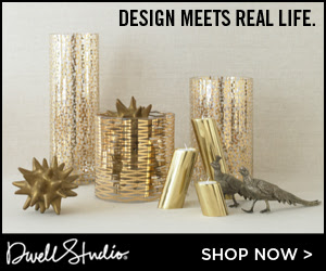 Shop DwellStudio.com this holiday season.
