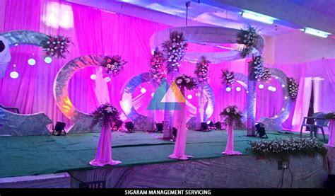 Wedding Reception Decoration at Tittagudi, Tamilnadu