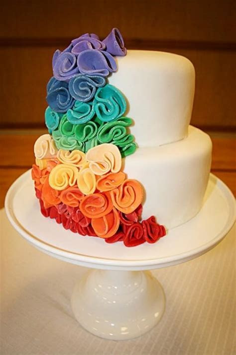 Fondant Wedding Cakes ? Wedding Cake Design #802395   Weddbook