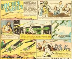 pilote des sables 17