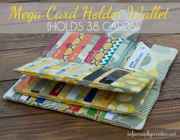 Mega Card Holder Wallet