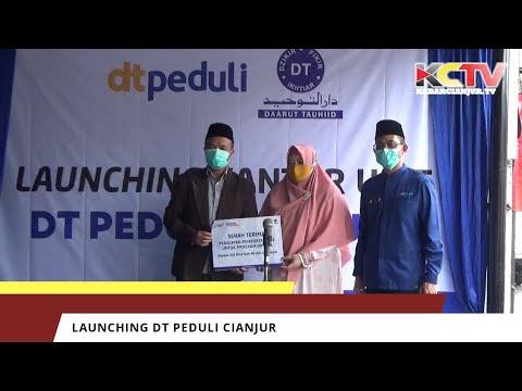 Launching DT Peduli Cianjur