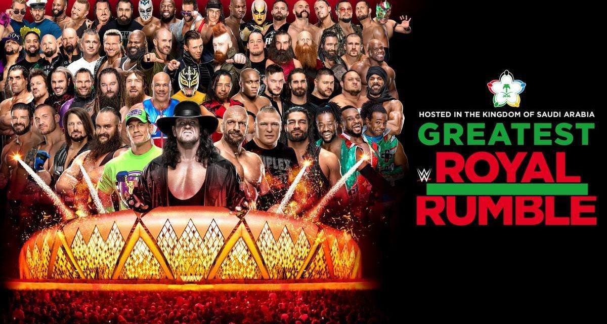 Resultado de imagem para greatest royal rumble