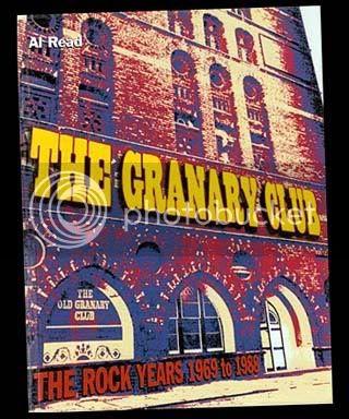 The Granary book, Al Read's book cover