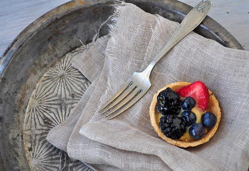 2 Berry Tart