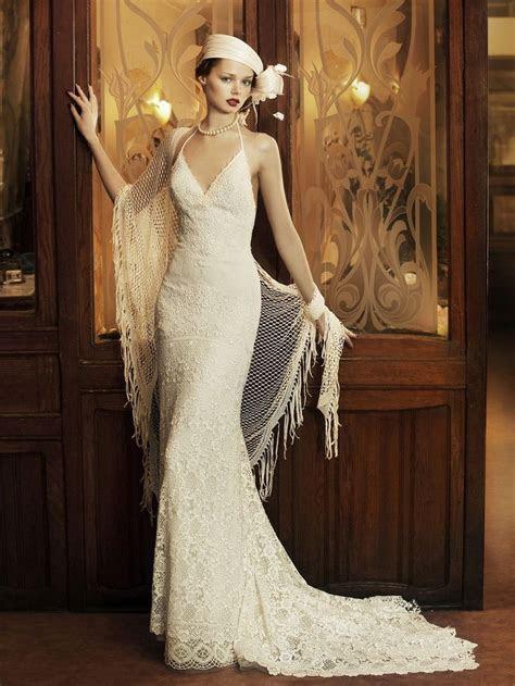 1930 style wedding dresses   1930s style modern wedding