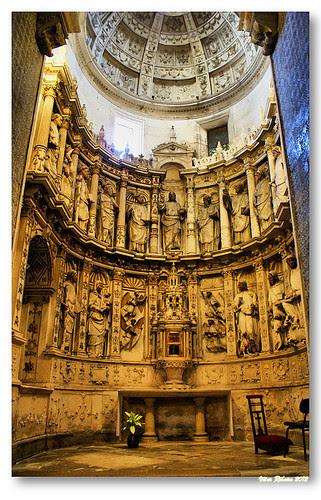 Altar da capela do Sacramento by VRfoto