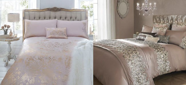 Rose Gold Bedroom Ideas!