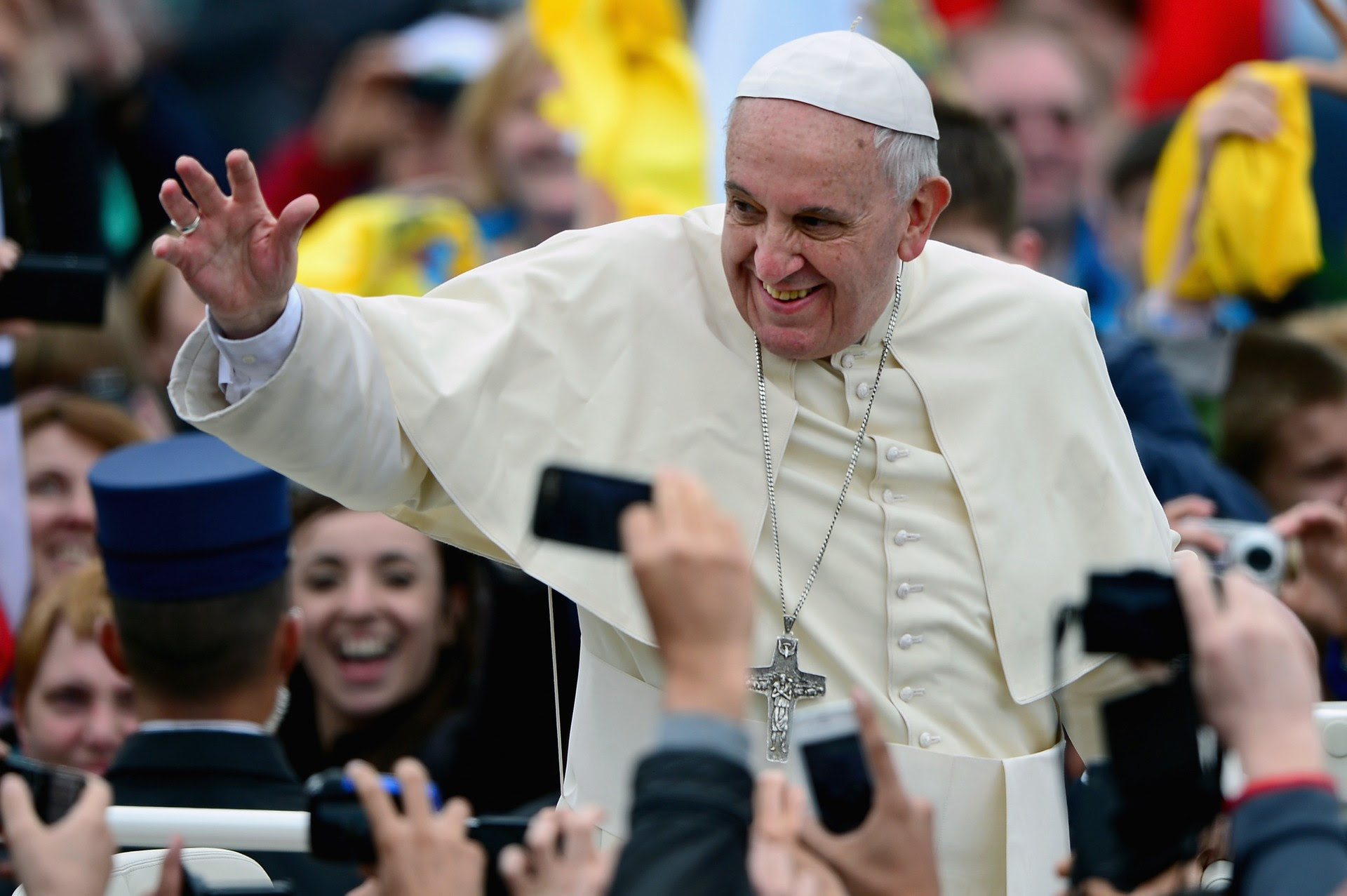 O Papa Francisco (Foto: getty)