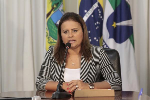 Altos índices de desaprovação não desestimulam Micarla, que planeja disputar o voto popular