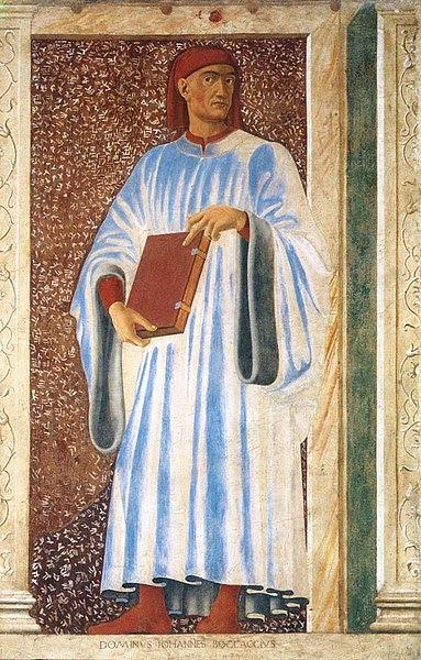 Ficheiro:Andrea del Castagno Giovanni Boccaccio c 1450.jpg
