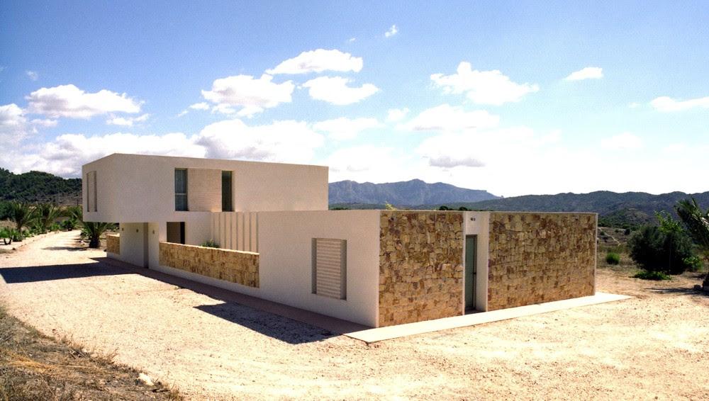 Casajijona - dooa arquitecturas, Arquitectura, diseño, casas