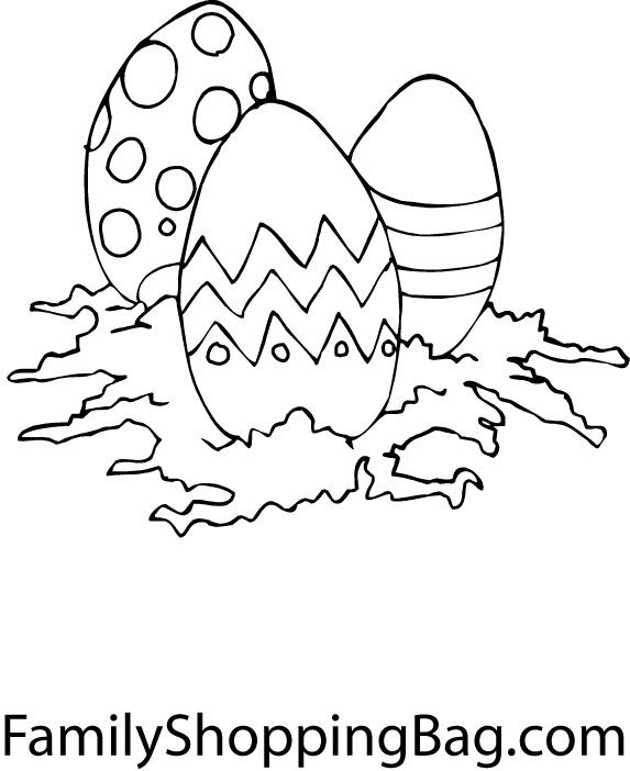 Juara Mewarnai Telur Paskah Pewarna I