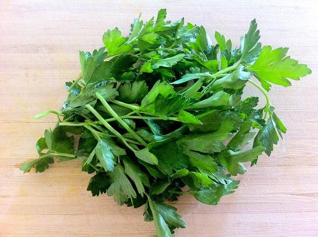 Fresh Italian Flat Leaf Parsley