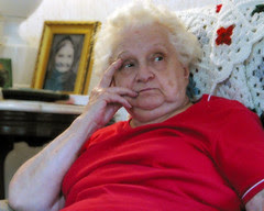 Grandma, Summer 2004