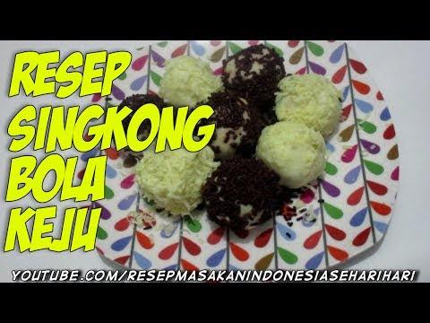 11 Jajanan Tradisional yang Terbuat dari Singkong, Bikin Kangen!