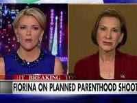 Fiorina on Planned Parenthood: 'I've Spoken the Truth and I Will Continue to Speak the Truth'