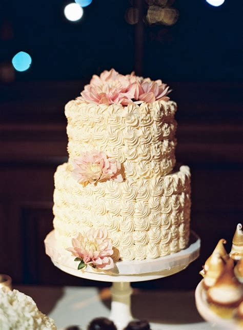 Textured Frosted Wedding Cake   Elizabeth Anne Designs