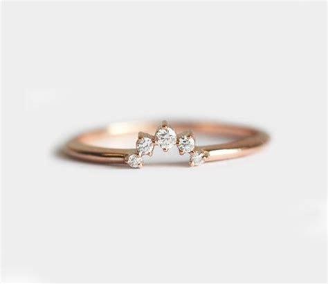 25  best ideas about Simple Diamond Ring on Pinterest