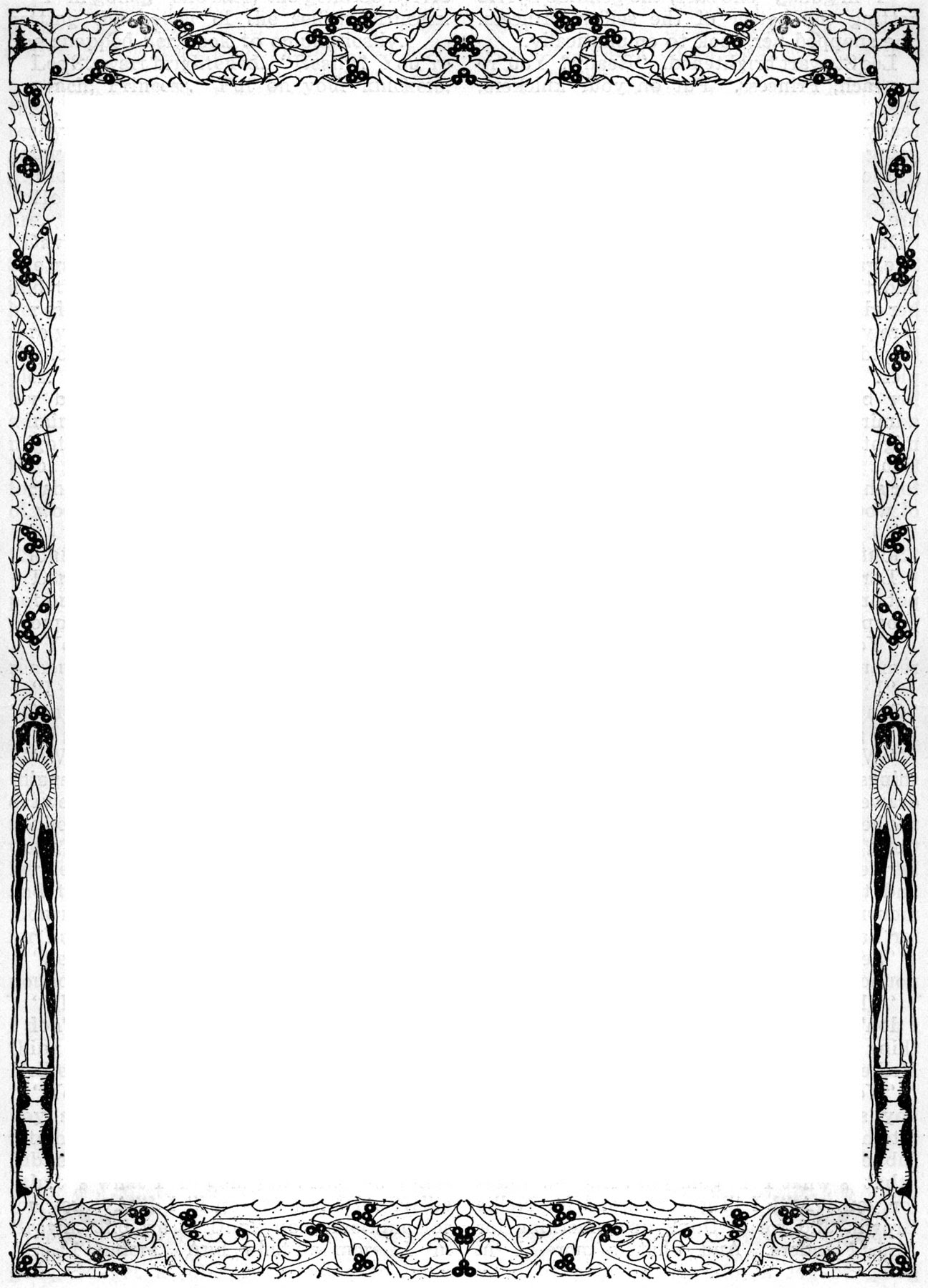 Free Religious Page Borders, Download Free Clip Art, Free