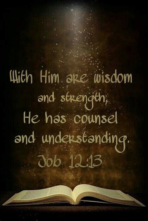 Jesus Quotes Book Of Job