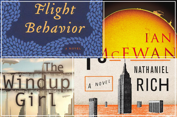 The rise of climate fiction: When literature takes on global warming and devastating droughts