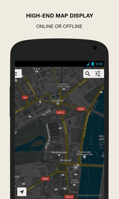 Gps Navigation Maps Scout For Android Apk Download