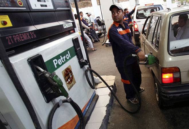 Petrol price cut by 32 paise, diesel by 85 paise per litre