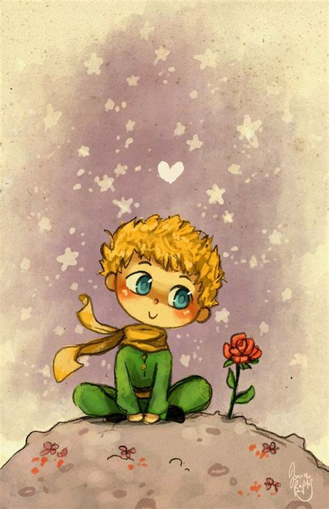 le petit prince  chibi joey cizimler illustration ve