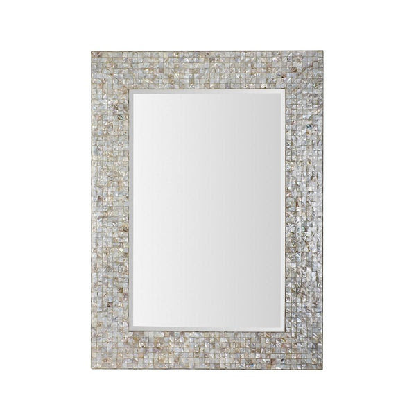 Mother Of Pearl Mirror Mariana Home