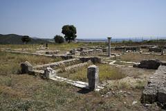 Amphipolis : site archéologique
