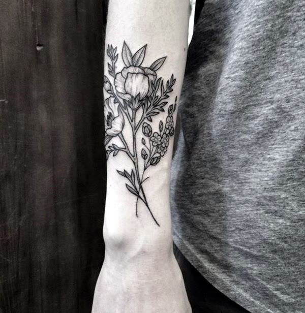 New and Trendy Dotwork Tattoo Ideas for 2016 (38)
