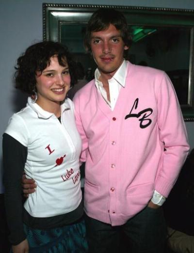 Natalie Portman & Lukas Haas, 2004