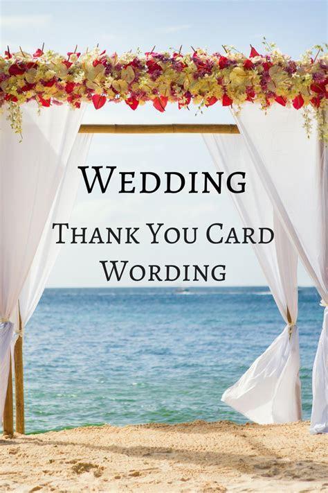 Wedding Thank You Card Greetings Choice Image   Greeting
