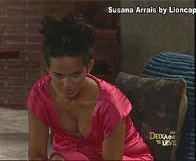 Susana Arrais sensual em varios trabalhos