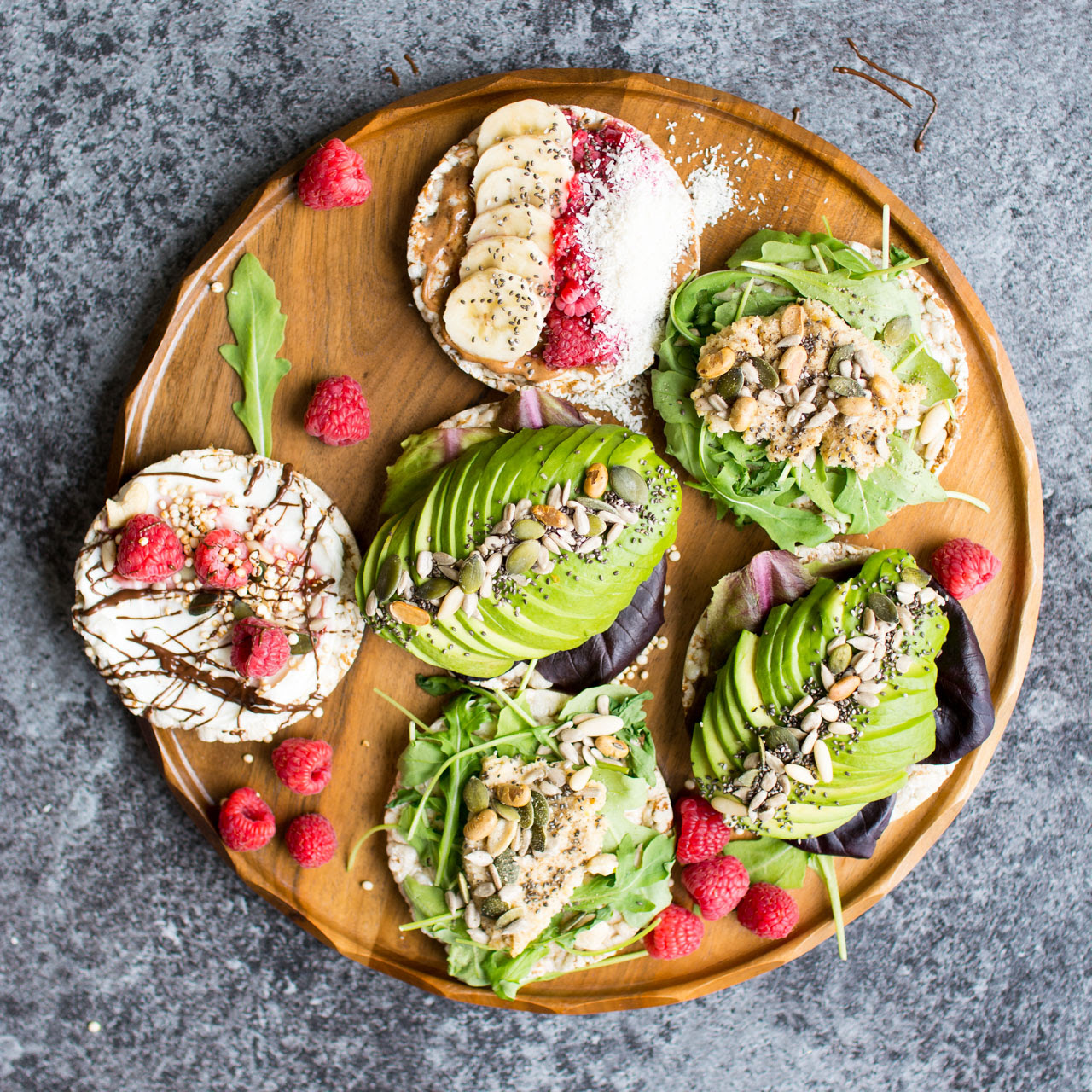 The Answer To The 3pm Cravings Healthy Ricecake Snacks Lauren Caris Cooks