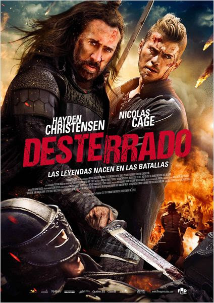 Desterrado : Cartel