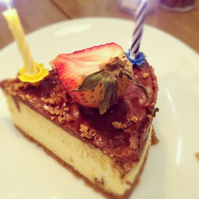 #birthday #food #cake #sgfood #dessert #sweet  (Taken with Instagram)