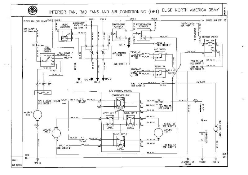 Electrical Circuit Diagram