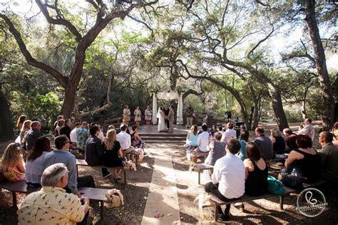 Southern California Wedding Venue: Oak Canyon Nature